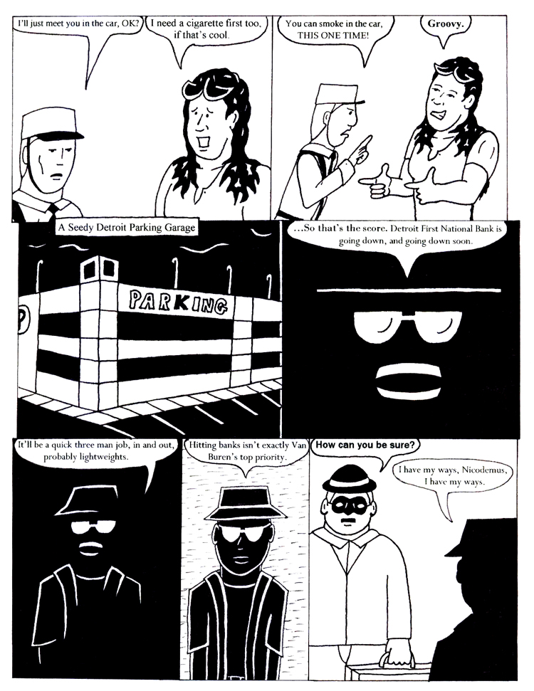 Black Snow Issue 4 page 17