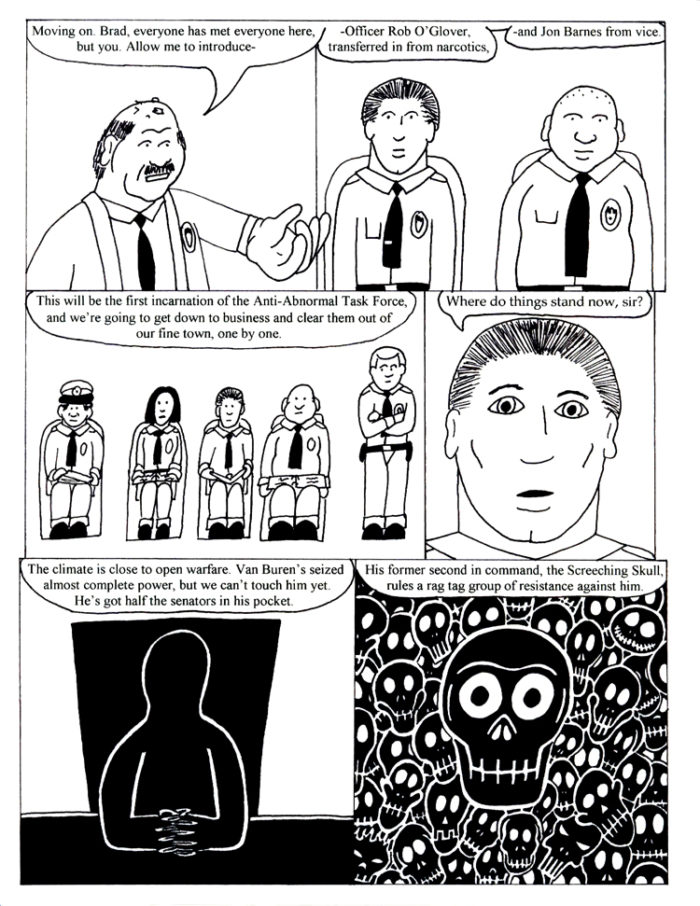 Black Snow Issue 4 page 24