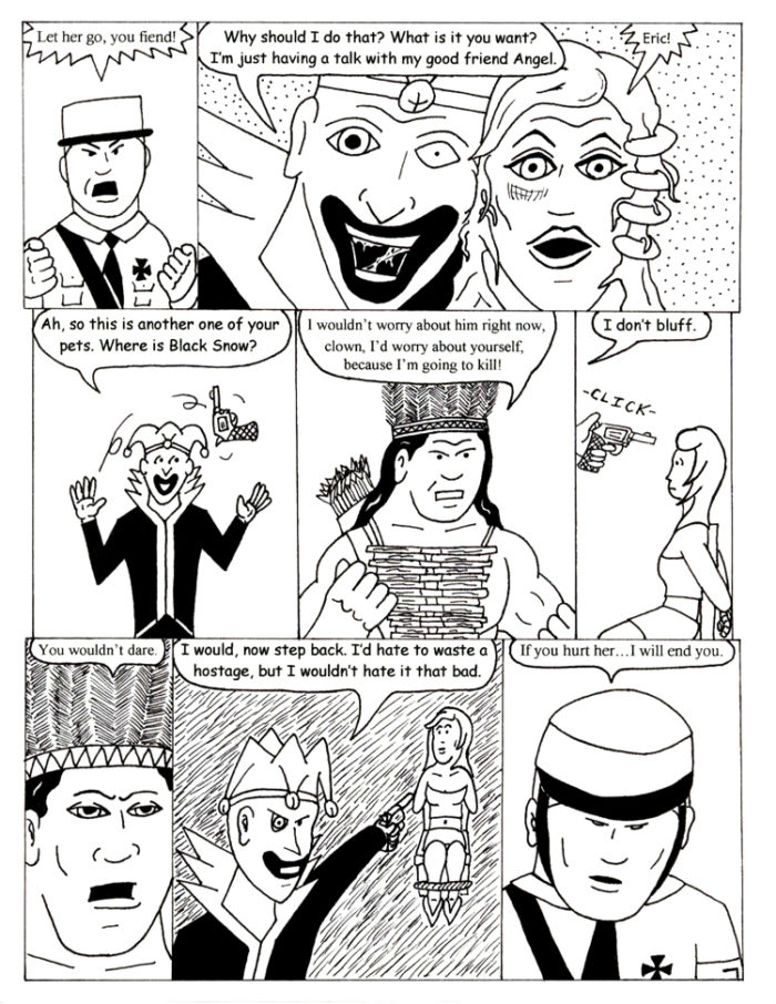 Black Snow Issue 4 page 29
