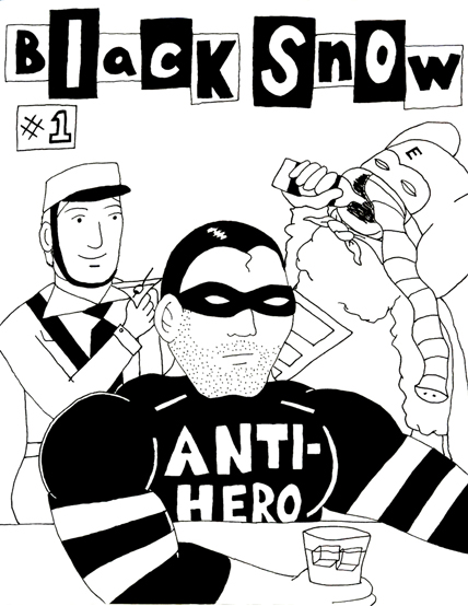 Black Snow Issue 1
