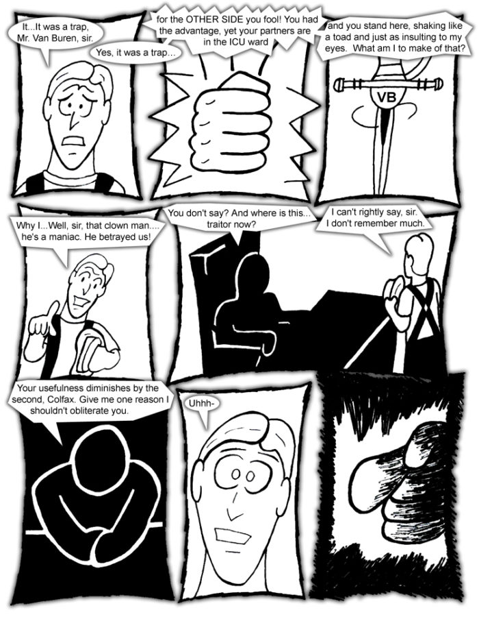 Black Snow Issue 6 page 10