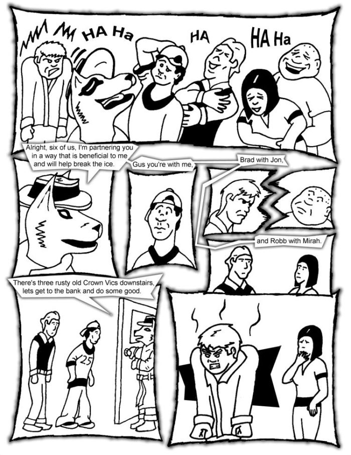 Black Snow Issue 6 page 17
