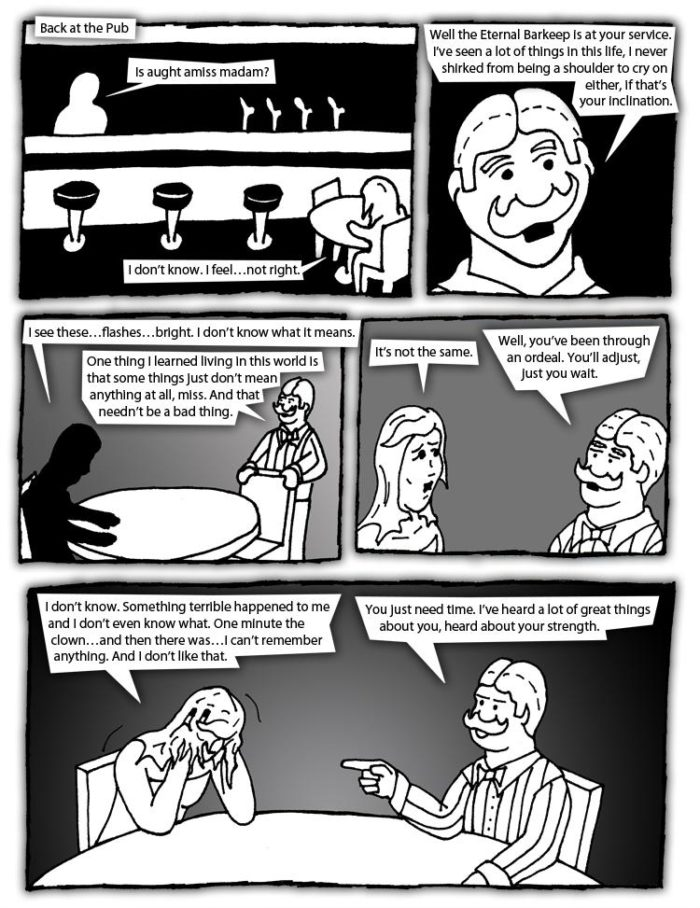 Black Snow Issue 6 page 25