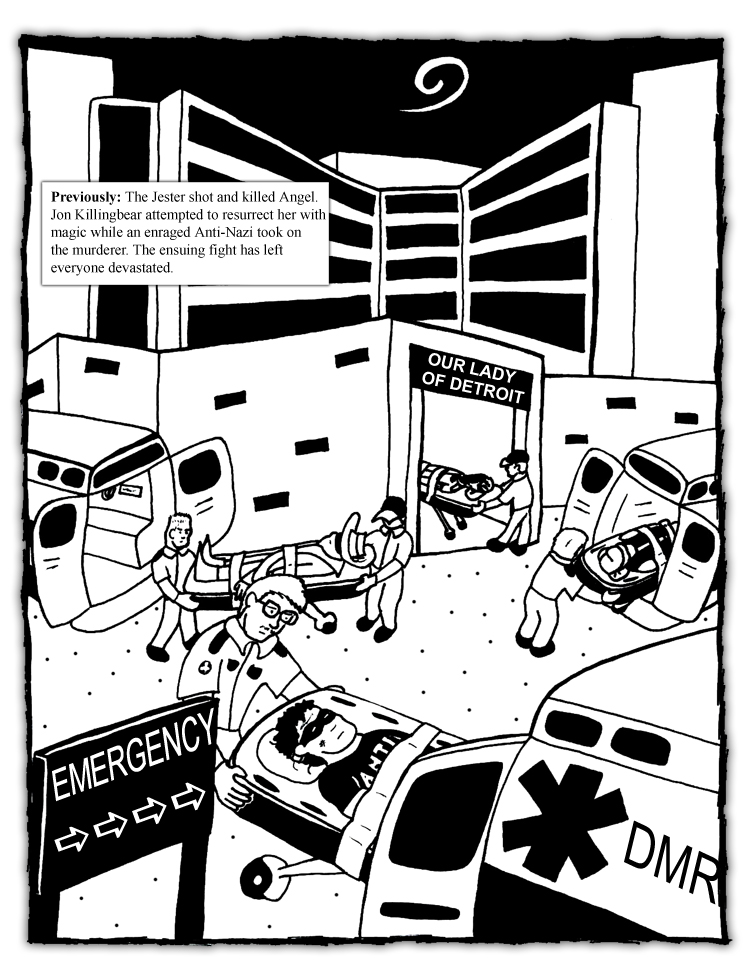 Black Snow Issue 6 page 4