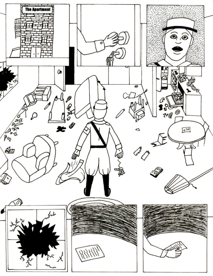 Black Snow Issue 3 page 16