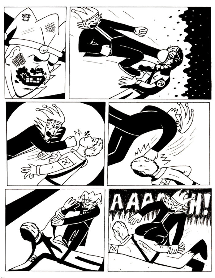 Black Snow Issue 5 page 13