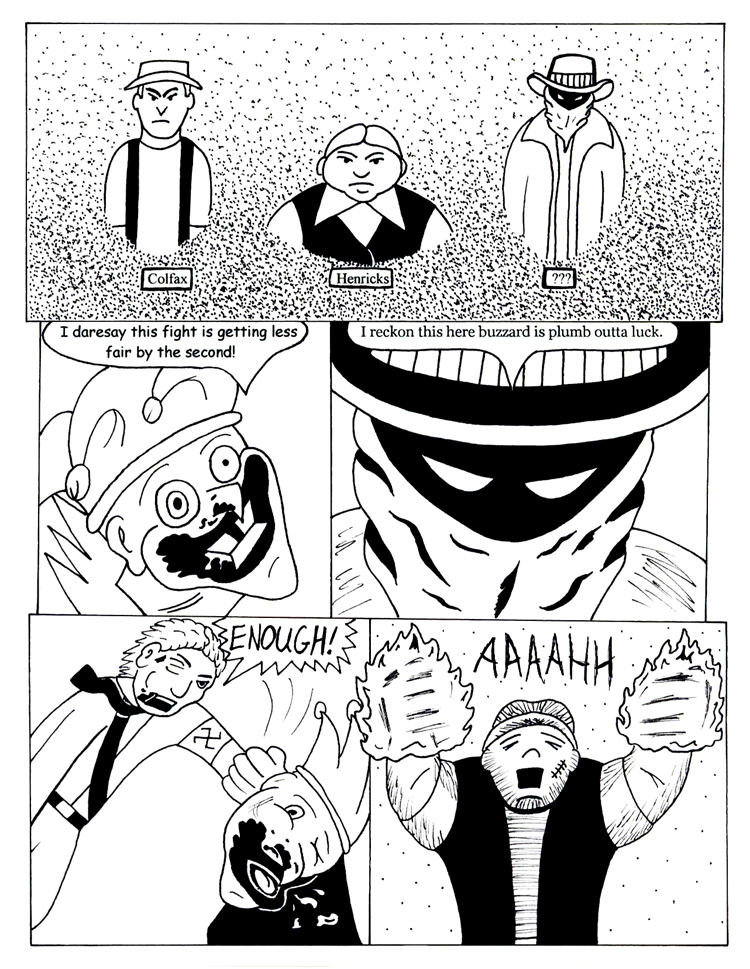 Black Snow Issue 5 page 20