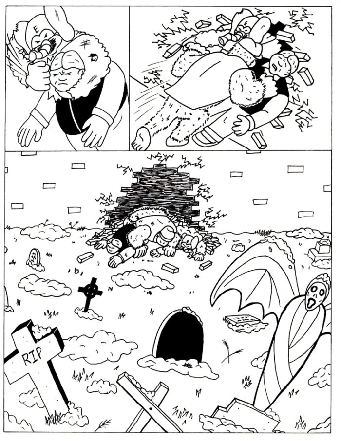 Black Snow Issue 5 page 25