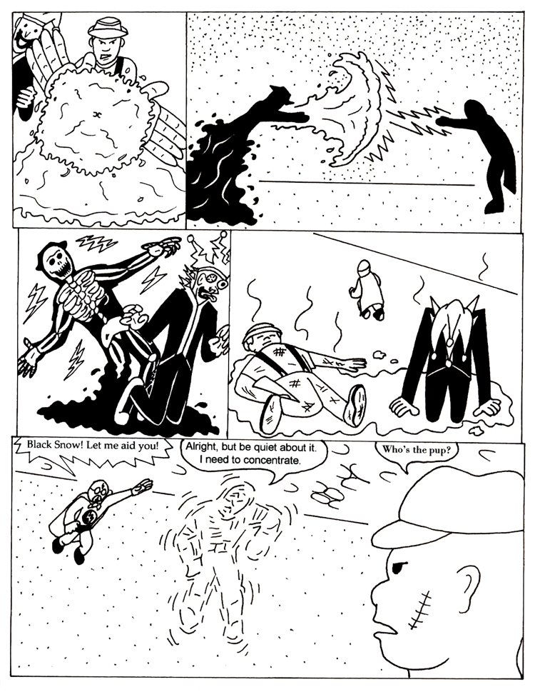 Black Snow Issue 5 page 28