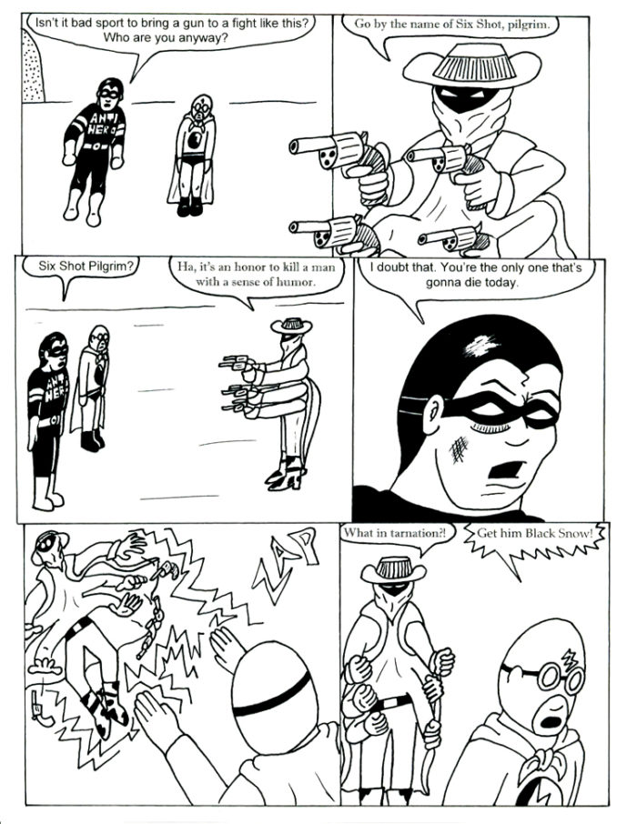 Black Snow Issue 5 page 32