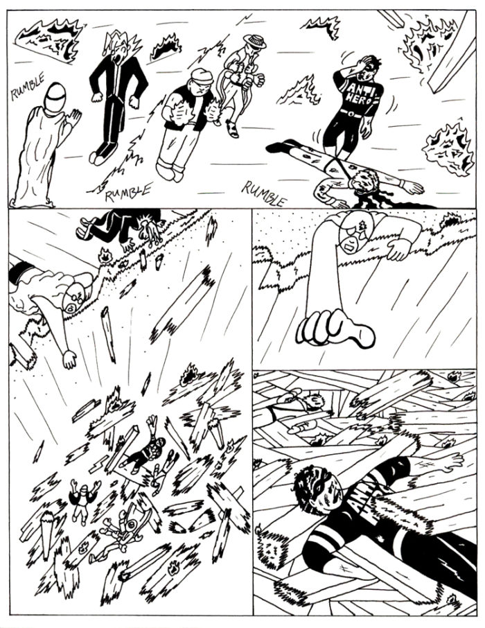 Black Snow Issue 5 page 37