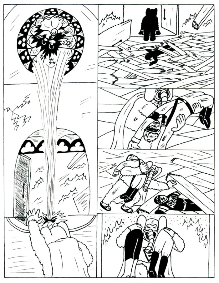 Black Snow Issue 5 page 39