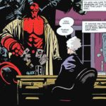 Mike Mignola Hellboy comic