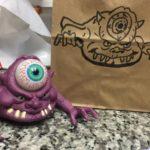Bug Eyed Ghost