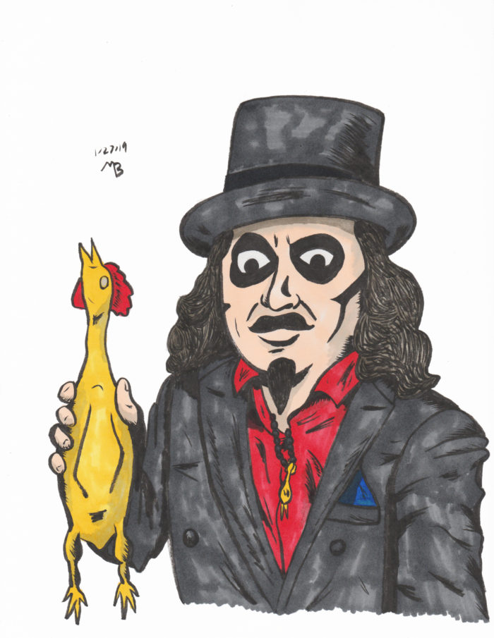 Svengoolie fan art