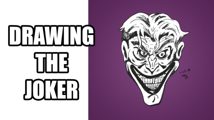 Drawing the Joker