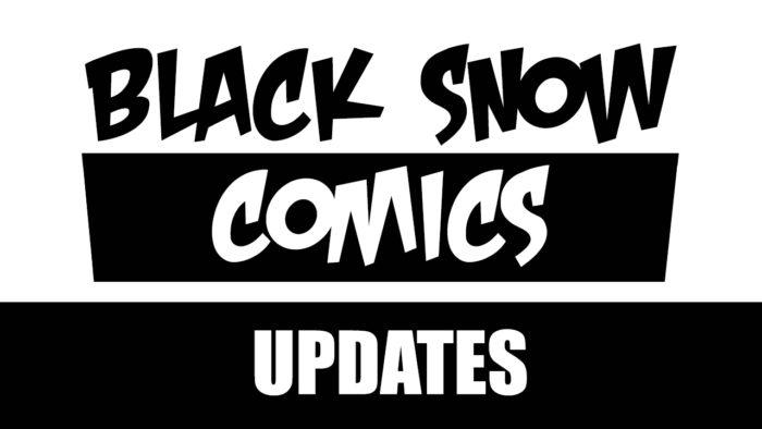 Black Snow Comics