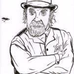 Charlie Utter, from Deadwood