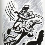 Anti-Nazi fighting the Jester