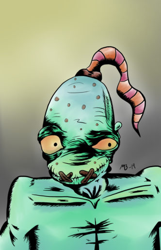 Abe from Oddworld