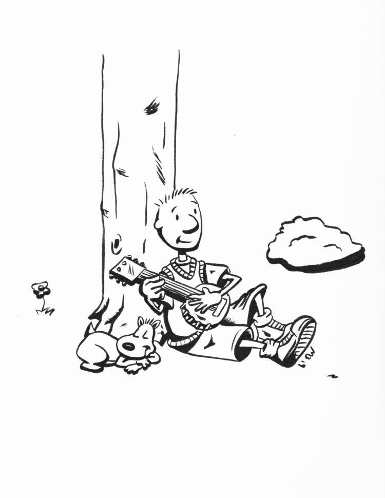 Doug sketch