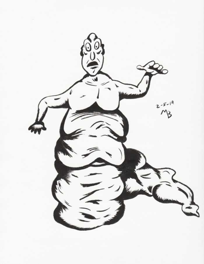 Globglogabgalab drawing