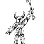 Shovel Knight sketch