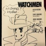 Watchmen signed copy