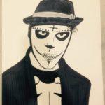 Con Sketch: Day of the Dead