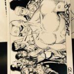 Watchmen sketch