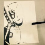 Con Sketch: Deadpool