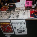 Black Snow Comics merchandise