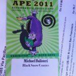 APE Badge