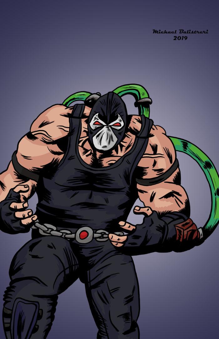 Bane from Batman