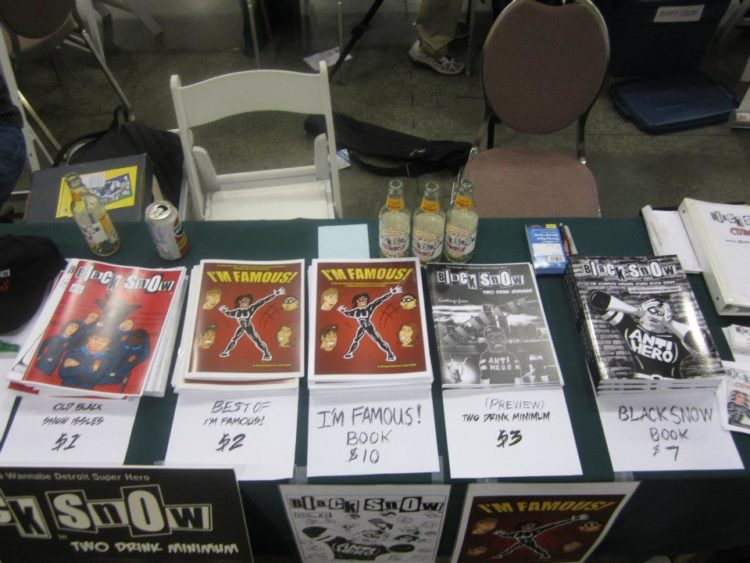 Black Snow Comic Books for sale