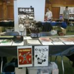 Black Snow Comics table at APE
