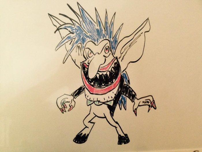 Boogeyman from Real Ghostbusters