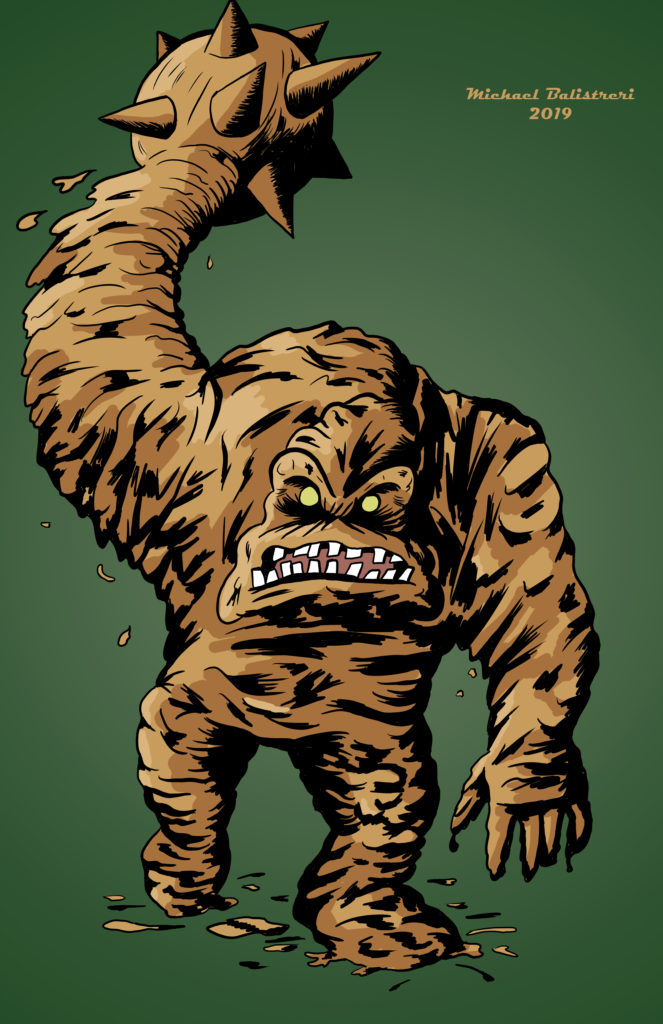 Clayface from Batman