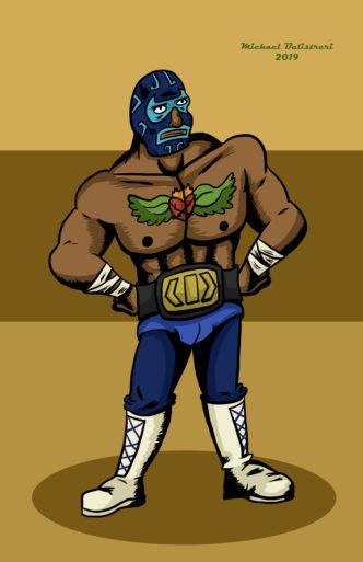 Juan from Guacamelee