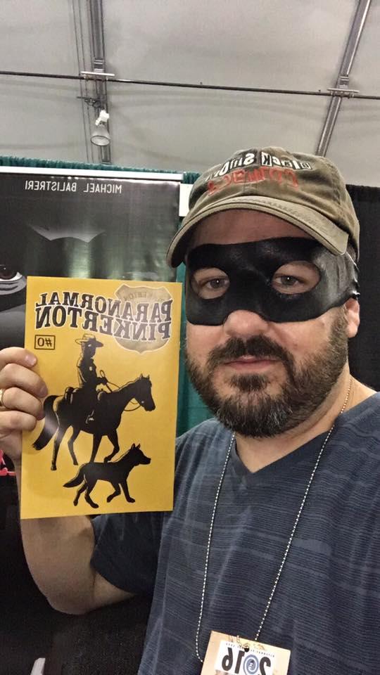 Michael Balistreri Paranormal Pinkerton