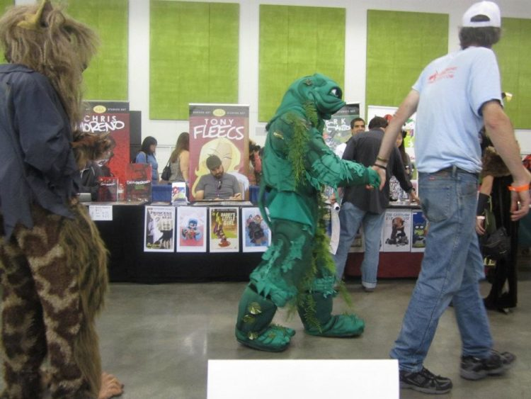 Monster Cosplay