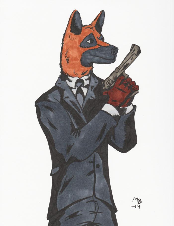 Detective Redmond