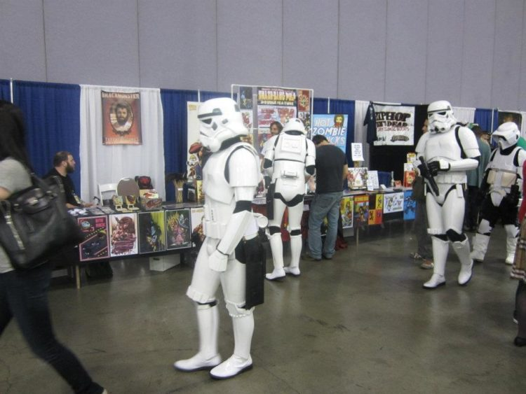Storm Trooper Cosplay 2