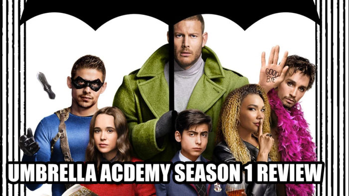 Umbrella Academy Season 1 Review
