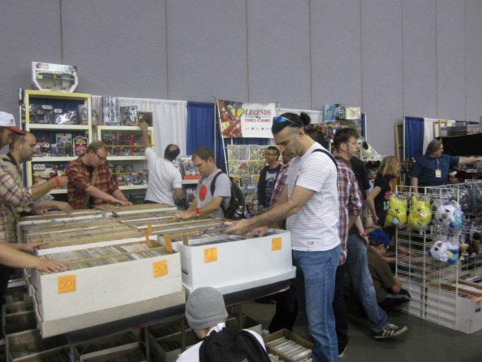 buying comics