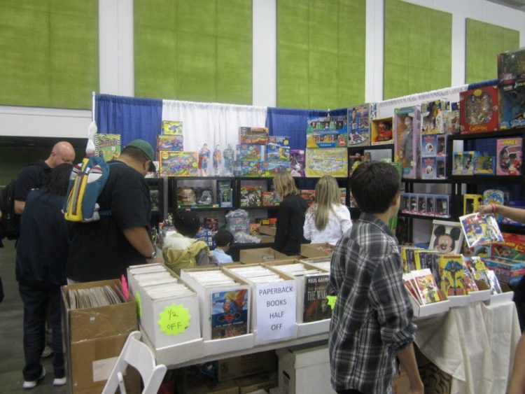 comics and toys for sale