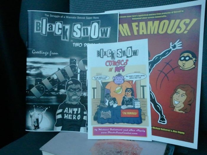 printed comics