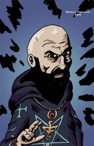 Rasputin from Hellboy