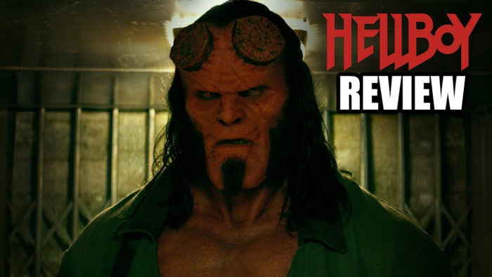 Hellboy 2019 Movie Review