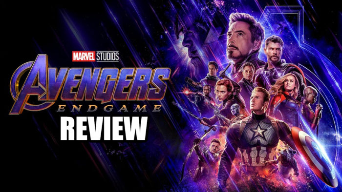 Avengers: Endgame Review with Spoilers